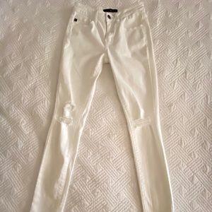 KanCan White Jeans